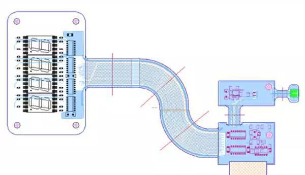 新闻资讯 技术资讯 正文  柔性电路常有复杂的布线路径来匹配这项技术