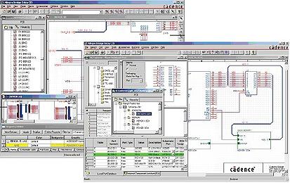 数字,或混合信号电路,还是修改现有电路板的电路原理图,或进行层次